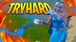 NEW SKIN ELSA FORTNITE / mTp Zamasu / TOP 1 16Kills