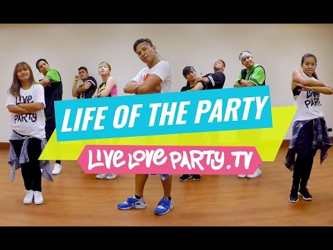 Life of The Party [VIEW ON COMPUTER] | Zumba® | Live Love Party | Dance Fitness