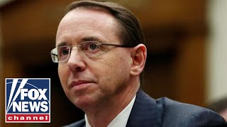 Rosenstein expected to leave DOJ by mid-March: Report