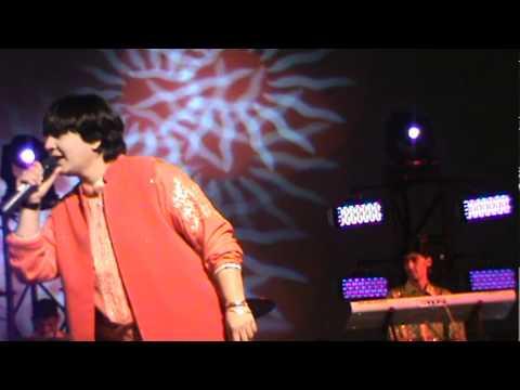 Garba 2010 - Falguni Pathak at Raritan...