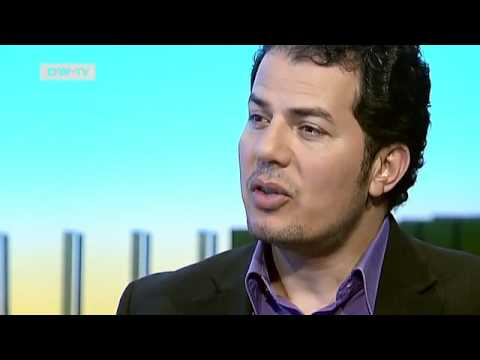 Hamed Abdel-Samad, political scientist and author | Talking Germany