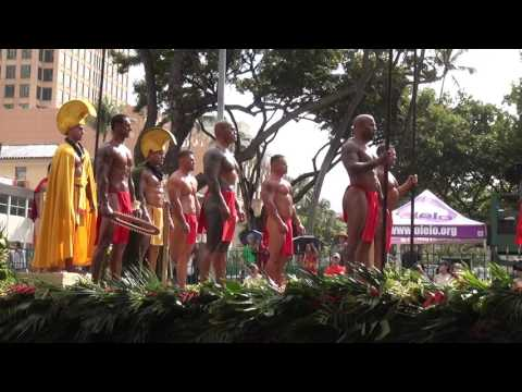 101st  ANNUAL  KING  KAMEHAMEHA  CELEBRATION  FLORAL  PARADE