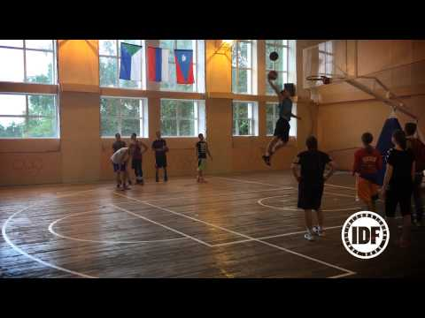 IDF Summer Dunk Session feat. Lenya & Pasha
