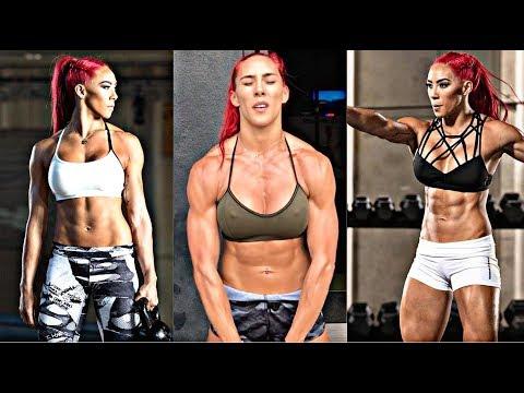 BEAUTY AND BEAST WOMEN Hannah Eden Workout