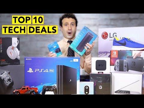 Top 10 Black Friday 2018 Tech Deals