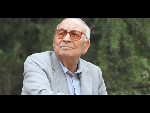 """Yaşar Kemal'in kendi sesinden """"O yar gelir"""" türküsü (Kemal Sadık Gökçeli) @mfsahinn"""
