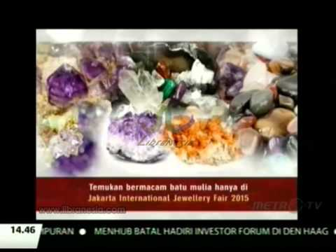 Indonesia Jewellry Fair - Jakarta Internasional Jewellery Fair 2015