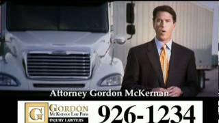 18 Wheeler Wreck Car Accident Baton Rouge Attorney - Gordon Mckernan - I Got Gordon!