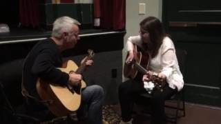 "Playing ""The Man With the Green Thumb"" with Tommy Emmanuel"