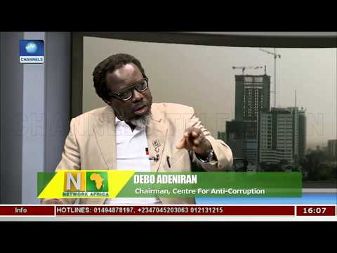 Zimbabwe Needs To Achieve A Great Feat In Corruption Fight Like Nigeria-- Debo |Network Africa|