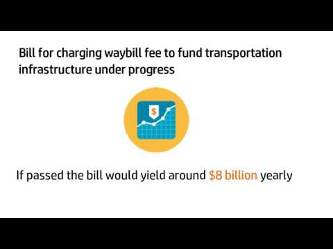 Top Trucking News | Waybill fee to fund transportation infrastructure