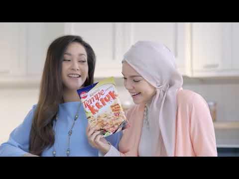 Iklan Kobe Tempe Kriuk - Dewi Sandra & Maia Estianty (2016-2017) @ SCTV