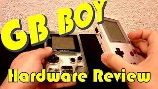 GB Boy! The Game Boy Boy!