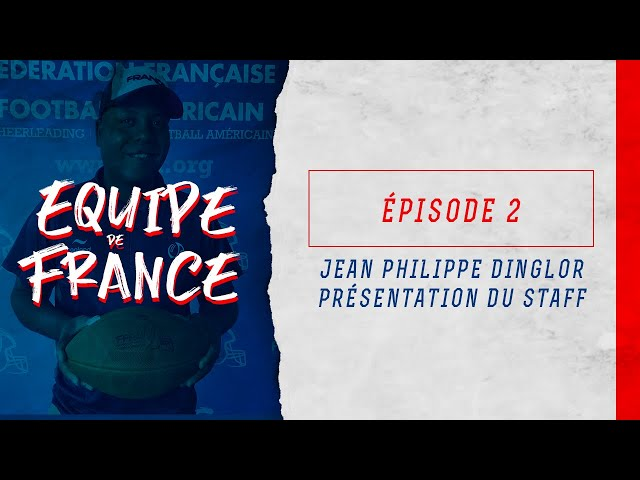 Qualification Euro2020 : Episode 2 - Le Staff