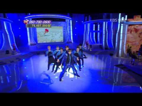 TVXQ - Catch Me [Love Request 121027] Live HD
