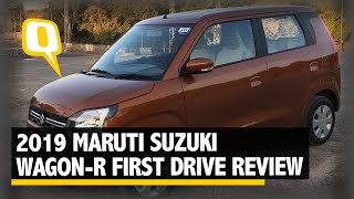 2019 Maruti Suzuki Wagon-R First Drive Review: Can it Rival the New Hyundai Santro?