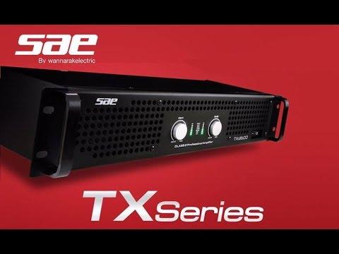 Unbox SAE TX3600