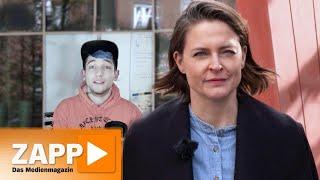 """ZAPP: Rezo und der Journalismus ++ Fernsehen trifft """"Space Frogs""""   ZAPP   NDR"""