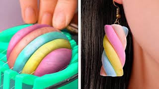 Cute Polymer Clay DIY Ideas That You Will Adore    DIY Jewelry, Mini Crafts And Accessories