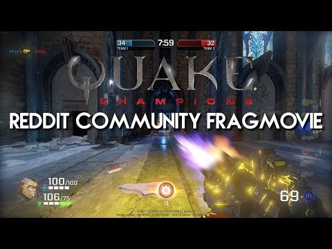 Quake Champions | Reddit Community Fragmovie