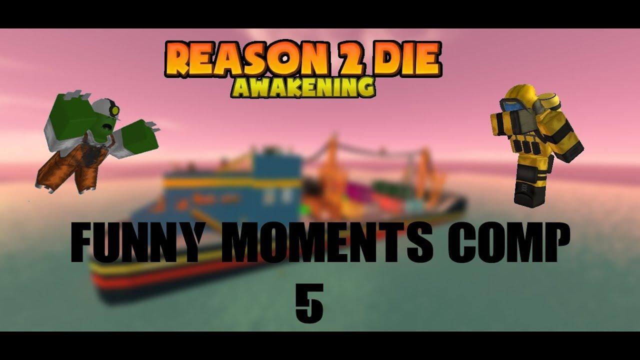 Roblox R2da Funny Moments 5 Part 1 By Crunchyricky