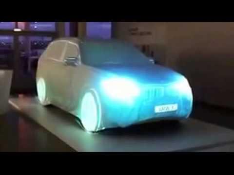 Crazy publicity for car BMW
