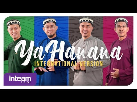 Inteam - Ya Hanana International Version (Official Music Video)