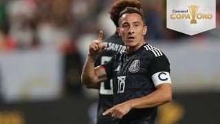 Gol de Andrés Guardado | México 3 - 1 Canadá | Copa Oro - Grupo A | Televisa Deportes