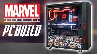 $1100 Gaming PC | Marvel Themed
