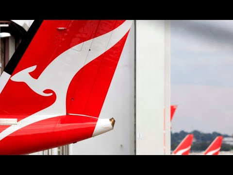 Qantas Workers To Protest At Airports Over Job Cuts