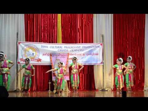 Esha @ Thodayam - Tamil Cultural Progressive Organization canada