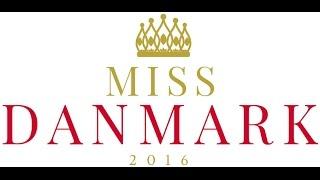 Miss Danmark 2016 - Casting 1 - STAY Copenhagen