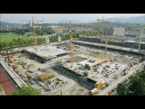Stade De Suisse ... Bern Stadium