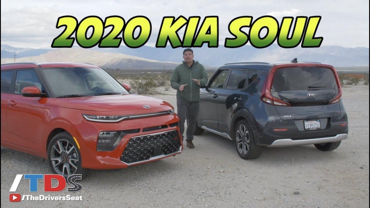 2020 kia soul - first drive & review - youtube