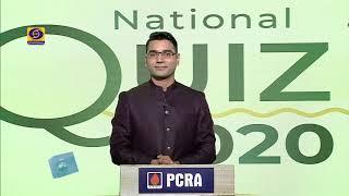 PCRA Saksham National Quiz, Grand Finale