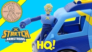 Stretch Armstrong Flex Fighters Mobile HQ Review