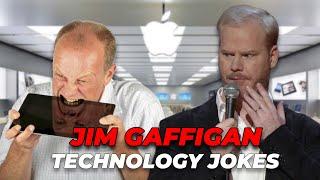Funniest Technology Stand Up Comedy Jokes | Jim Gaffigan