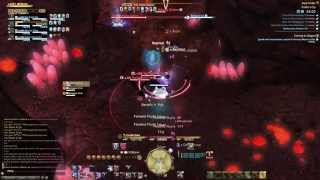 FFXIV Heavensward - Dark Knight Tanking Cutter's Cry