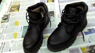 Ботинки Timberland (Тимберленд), Честный Обзор