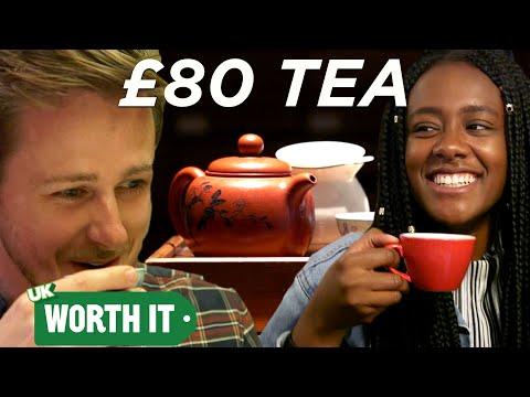 70p Tea Vs. £80 Tea