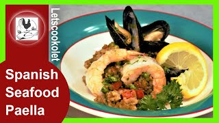 Paella Recipe - Spanish Style