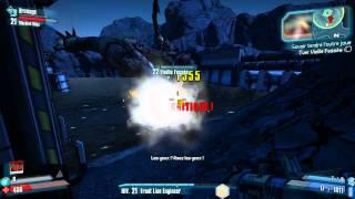 Borderlands 2 - Mise à mort rapide de Vieille Fessée