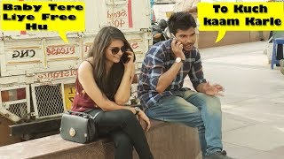 Epic Call Clash Prank on Cute Girls - Prank In India | Danger Fun Club
