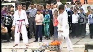 Moldova Taekwondo Telenesti 1995