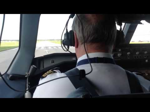 Airbus A300-600ST Beluga Take Off