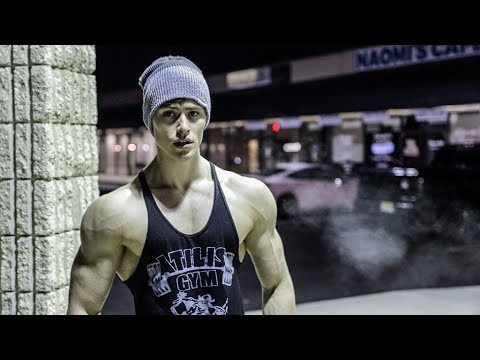 Chest Day w/Commentary
