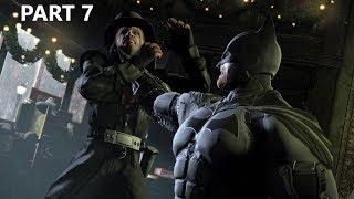 Batman - Arkham Origins - Gameplay 07 - Mad Hatter