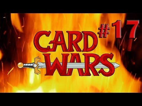 Собираем звёзды - AT Card Wars - #16
