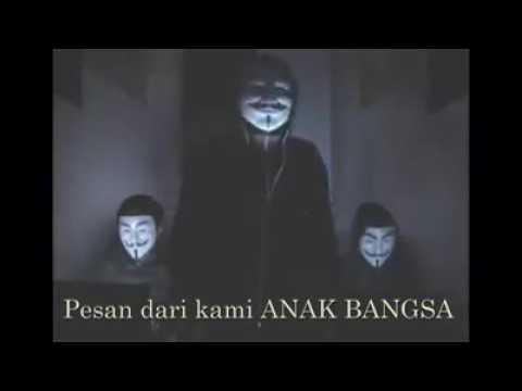 Hacker Indonesia kecam ISIS | rugi kalo ga nonton