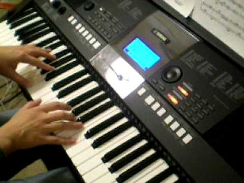 beethoven fur elise by ran yamaha psr e423 youtube. Black Bedroom Furniture Sets. Home Design Ideas